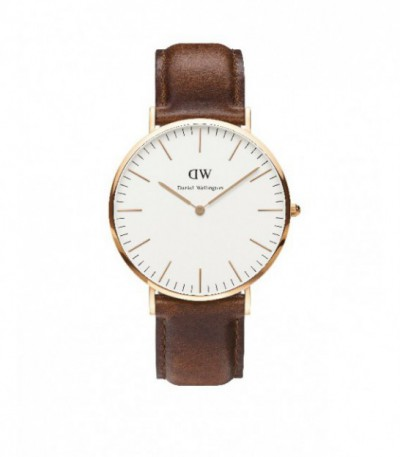 CLASSIC ST MAWES  WATCH ROSE GOLD 40mm