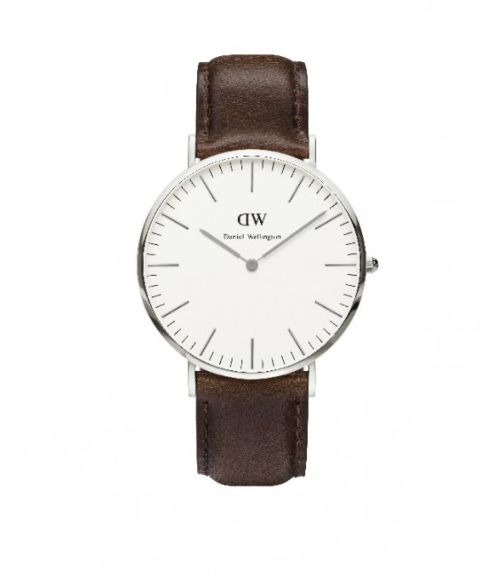 CLASSIC BRISTOL WATCH SILVER 40mm