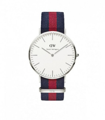 CLASSIC OXFORD WATCH SILVER 40mm
