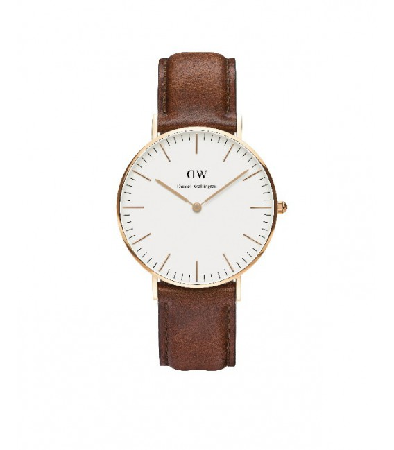 CLASSIC ST MAWES WATCH ROSE GOLD 36mm