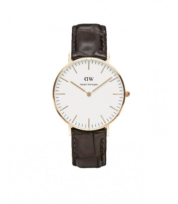 CLASSIC YORK WATCH ROSE GOLD 36mm