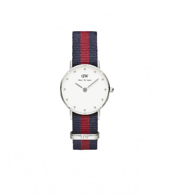 CLASSY OXFORD WATCH SILVER 26mm