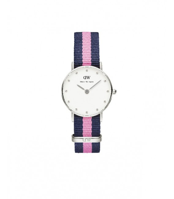 CLASSY WINCHESTER WATCH SILVER 26mm