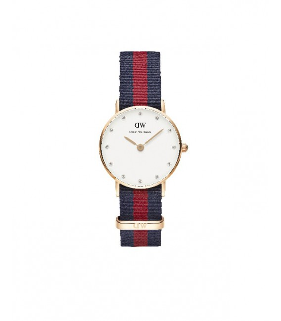 CLASSIC OXFORD WATCH ROSE GOLD 26mm