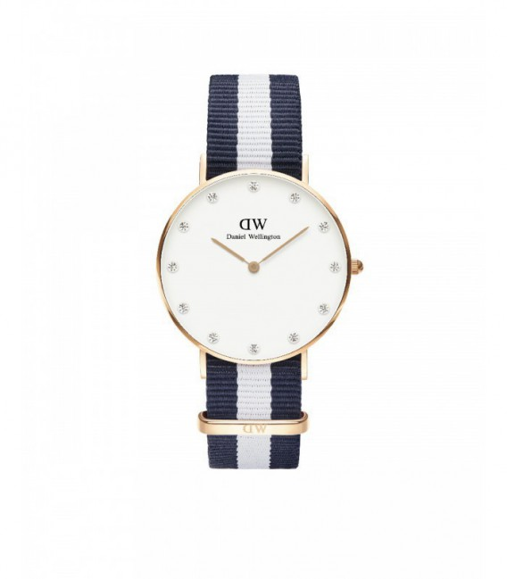 CLASSY WINCHESTER WATCH ROSE GOLD 34mm
