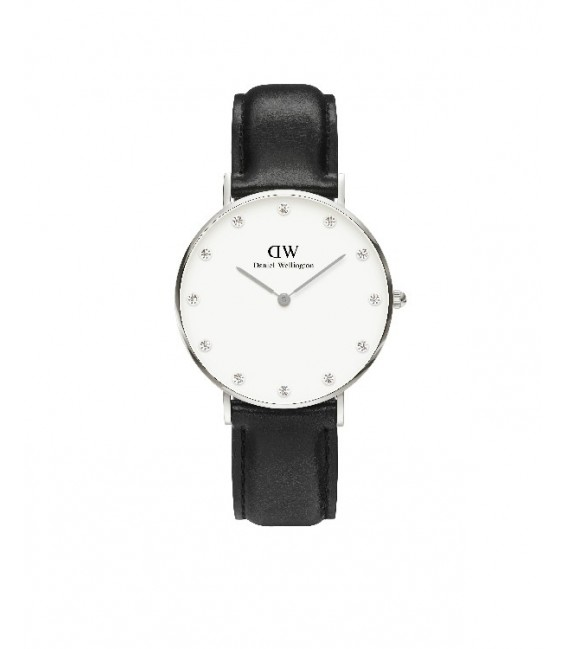 CLASSY SHEFFIELD WATCH SILVER 34mm
