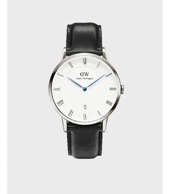DAPPER SHEFFIELD WATCH SILVER 38mm