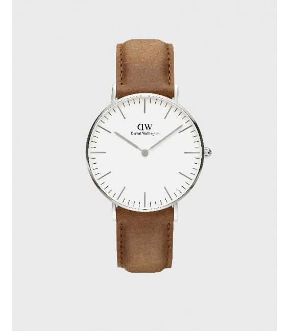 CLASSIC DURHAM COLOR SILVER 36MM