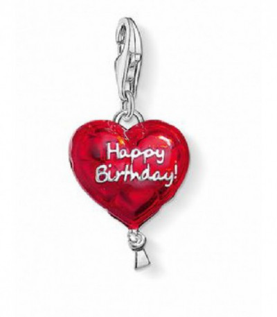 CHARM COLGANTE GLOBO HAPPY BIRTHDAY