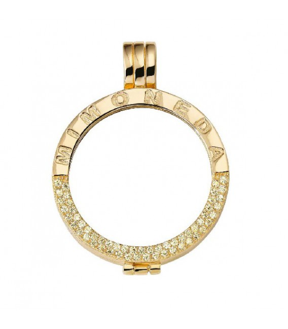 PENDANT DELUXE GOLD PLATED