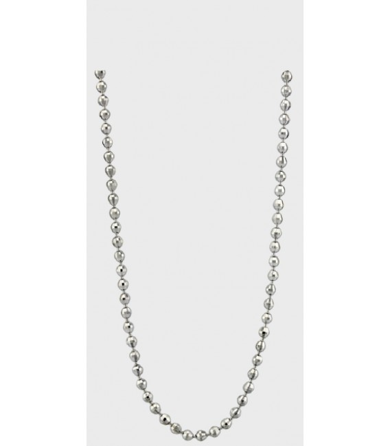 NECKLACE SILVER 3MM