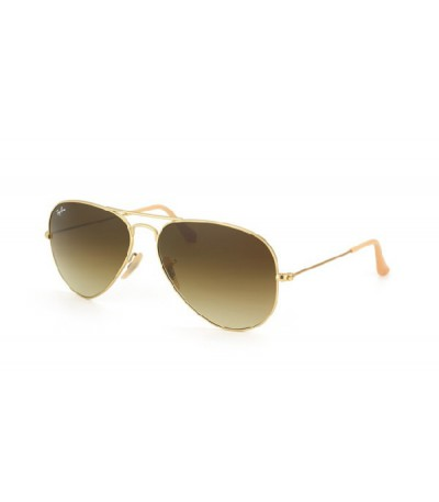 RAY.BAN AVIATOR matt gold