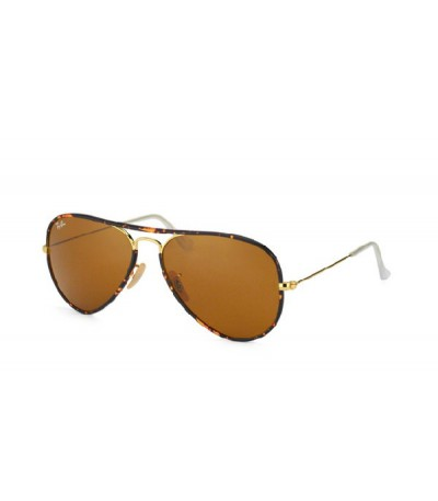 RAY.BAN AVIATOR dark havana / gold