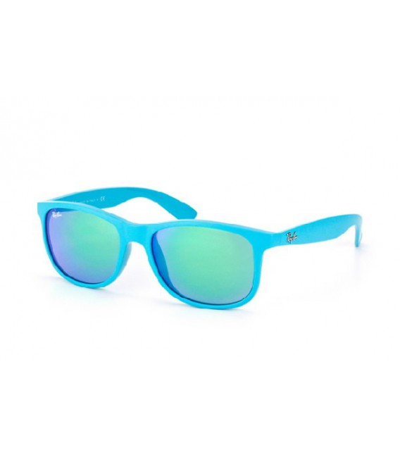 GAFAS RAY-BAN Andy matte tourquoise