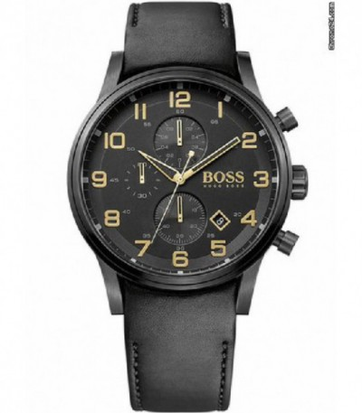BLACK AND GOLD 46MM ESF&CO NEG