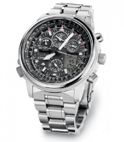 ECO DRIVE R/C WORLDTIMER TI+IP