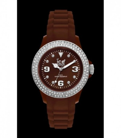 RELOJ ICE STONE BROWN
