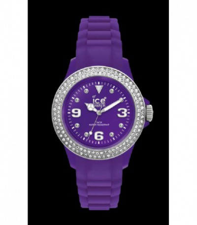 RELOJ ICE STONE PURPLE