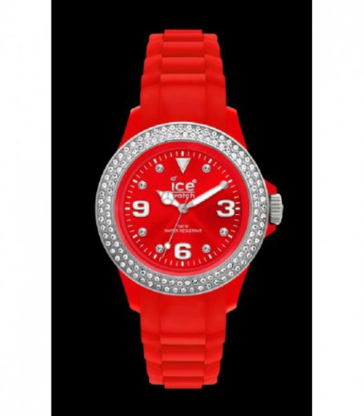 RELOJ ICE STONE RED