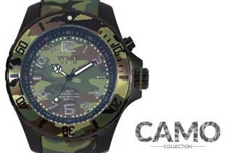 CAMO COLLECTION - GOLD SERIE